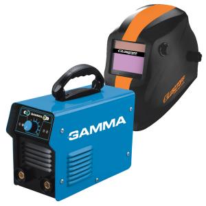 Soldadora Inverter 120A Gamma Arc 130 | Máscara Fotosensible