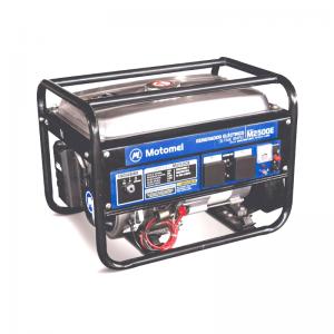 Generador Eléctrico Motomel M2500e 2000/2500 W 5,5 Hp 2.2kva
