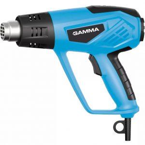 Pistola De Calor Gamma 2000w Maletin Accesorios G1936KAR