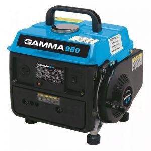 Generador Eléctrico Grupo Electrógeno Nafta Gamma 950 0,87kw