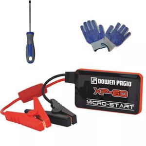 Cargador / Arrancador Bateria Portátil Dowen Pagio 9991026